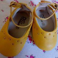 Sapatilha amarela Pampili ❤️❤️ - 14 - Pampili