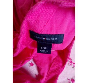 Vestido ❤️❤️ Tommy Hilfiger original ❤️❤️ - 6 a 9 meses - Tommy Hilfiger