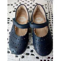 Sapato Bibi azul marinho