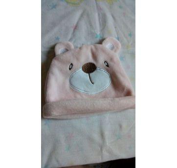 Touca ursinha - Sem faixa etaria - etiqueta foi cortada