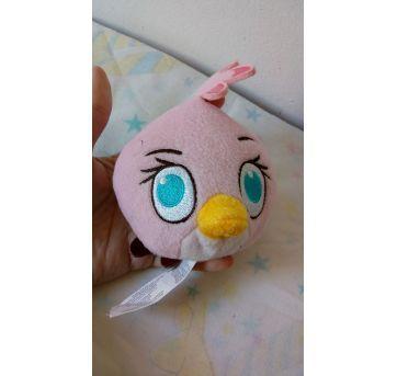 Angry birds pelúcia rosa ❤️❤️ - Sem faixa etaria - Mc Donald`s