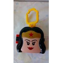 Menina Lego MC Donald`s - Sem faixa etaria - Mc Donald`s