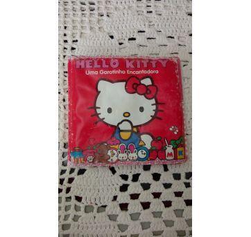 Livro de banho Hello Kitty - Sem faixa etaria - Ciranda Cultural
