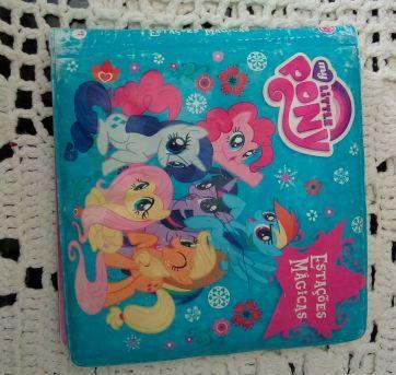 Livro de banho My little pony - Sem faixa etaria - Ciranda Cultural