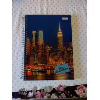 Caderno 96 folhas universitário - Sem faixa etaria - Não informada