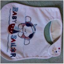 Babador colibri novinho baby Sailor dog - Sem faixa etaria - Colibri