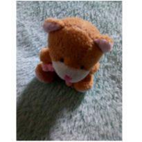 Mini ursinha de cachecol