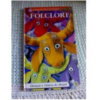 Livro Folclore - antigo revista Recreio -  - Revista Recreio
