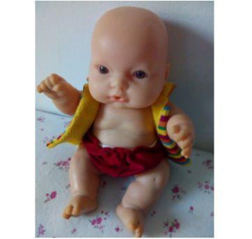 Boneca Baby Cotiplás apenas 10,00 e aproveite a promoção! - Sem faixa etaria - Cotiplás