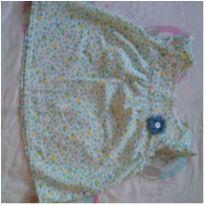 Camiseta regata Zara baby girl - 3 a 6 meses - Zara Baby