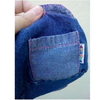 Mini Mochila de tecido - Sem faixa etaria - Anuska