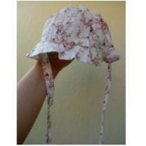 Chapéu florido Turma Mixirica - 9 a 12 meses - Turma mixirica