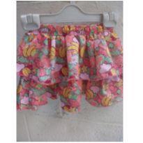 Saia Lilica Ripilica Baby tropical - 2 anos - Lilica Ripilica e Lilica Ripilica Baby