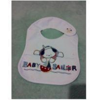 Babador colibri novinho baby Sailor dog -  - Colibri