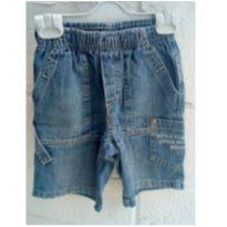 Bermuda jeans meninos - 4 anos - Bicho bagunça
