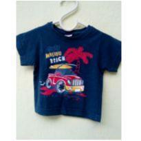 Camiseta baby Tam 1 - 1 ano - Não informada