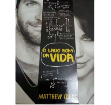 Livro O lado bom da Vida - Sem faixa etaria - Editora Intrinseca