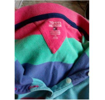 Camiseta Tommy Hilfiger original - 8 anos - Tommy Hilfiger