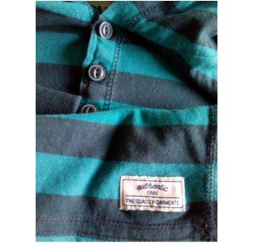 Camiseta manga longa Fuzarka - 10 anos - Fuzarka