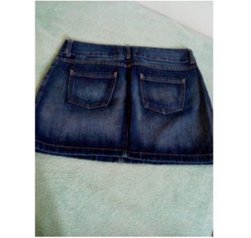 Saia jeans Hering para mamãe ❤️ - M - 40 - 42 - Hering