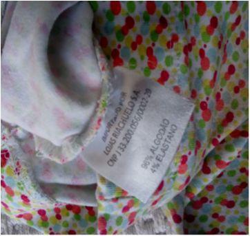 Calça bolinhas coloridas - 3 a 6 meses - Baby Way
