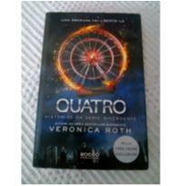 Livro Quatro de Verônica Roth -  - Editora Rocco