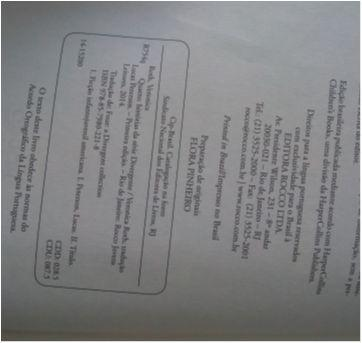 Livro Quatro de Verônica Roth - Sem faixa etaria - Editora Rocco