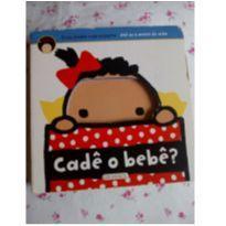 Livro didático Cadê o bebê? -  - Editora Girassol