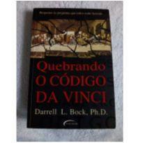Livro Quebrando o Código da Vinci -  - Não informada
