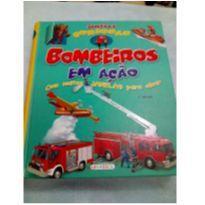 Livro Bombeiros em ação -  - Girassol e Girassol, Editora