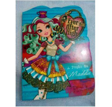 Livro Ever After High - A poção da Maddie - Sem faixa etaria - Ciranda Cultural