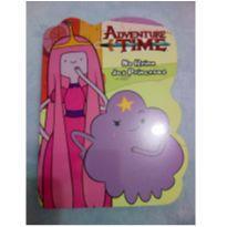 Livro adventure time No reino das Princesas - Princesa Jujuba -  - Ciranda Cultural