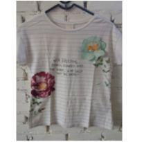 Camiseta Zara Kids ❤️❤️ promoção de aniversário na lojinha 60% off - 11 anos - Zara