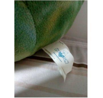Dragão de pelúcia verde - Sem faixa etaria - Hugfun