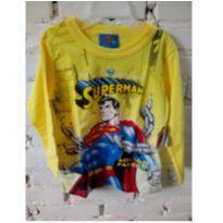 Camiseta Superman novinha - 2 anos - Marlan