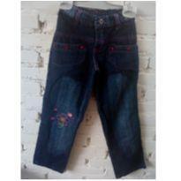 Calça jeans meninas - 8 anos - Não informada