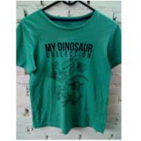 Camiseta Dinossauros - 13 anos - Fuzarka
