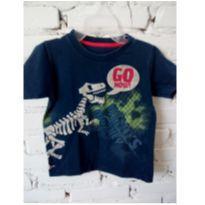 Camiseta Poim Dinossauros - 1 ano - Renner