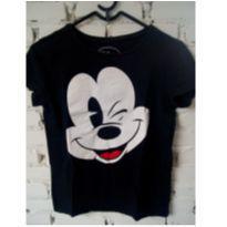 Camiseta Mickey mouse - desapego da Malu - 14 anos - Não informada