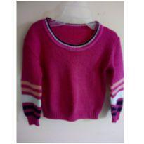Blusa rosa tamanho 2 - 2 anos - Não informada