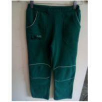 Calça verde Marisa - 10 anos - marisa