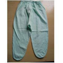 Mijão verde clarinho - 6 a 9 meses - Não informada