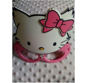 Óculos de plástico Hello Kitty - Sem faixa etaria - Mc Donald`s