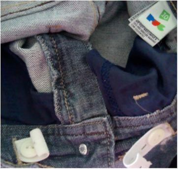 Calça jeans Puc - 10 anos - PUC