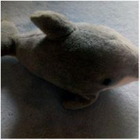 Golfinho pelúcia -  - Não informada