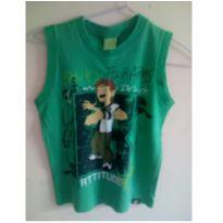 Camiseta regata Ben 10