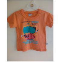 Camiseta Elian pirata - 2 anos - Elian