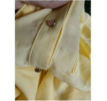 Camisa amarela Zara Girls size 7/8 - 7 anos - Zara