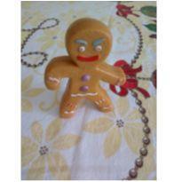 Brinquedo MC Donald`s Biscoito do filme scherek -  - Mc Donald`s
