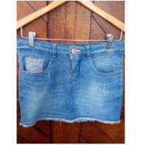 Saia jeans Pool tamanho 36 - serve 14/16 - 14 anos - Pool e Basics